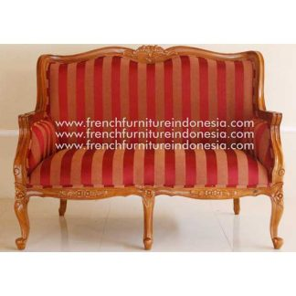 6094 2S Sofa 6094 2 Seater without uph on armrest french furniture