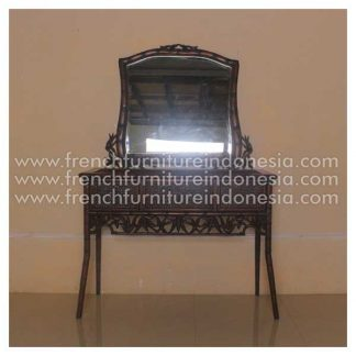 ANGLO INDIAN DRESSER AND MIRROR