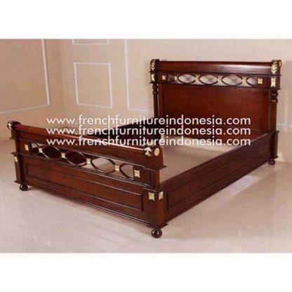 Bed Fanbo FRENCH FURNITURE