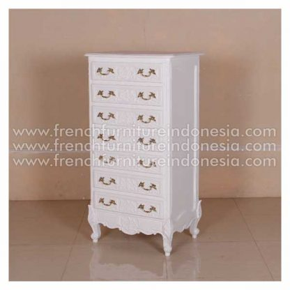 Chateau 7 drawers chest Reg