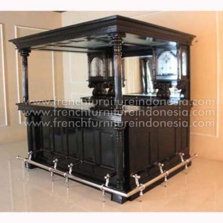 DRAGON HOME BAR BLACK