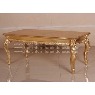 ELIANA COFFE TABLE GOLD LEAF