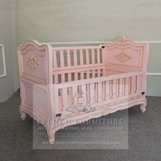 French-Antique-Babybed-Manufacturer