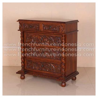 IBS 041 5 DRAWER CHEST Jepara Furniture