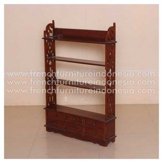 IMC 024 SHOE RACK 6 DRAWERS