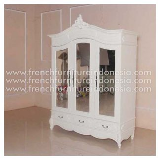 Mia Armoire 3 Door with 3 Drawer