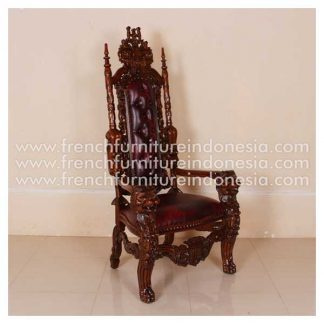 ISG 046 LION KING CHAIR UPH