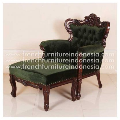 ISS 009 1S FRENCH SOFA 1 SEATER