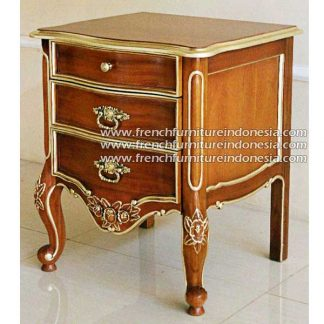 F12011 18 Bedside TBM Shiny Gold Decor