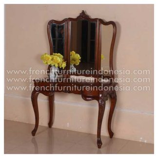 RDM O12 FRENCH DRESSER & MIRROR