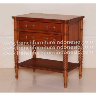 STT2D M SIDE TABLE TWIST WPD