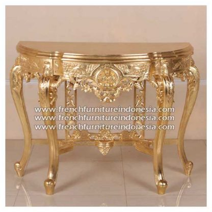 Indonesia furniture console base of rdm 005