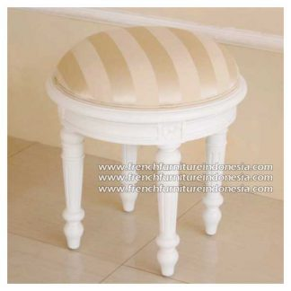 Stool for RDM 010 white finish