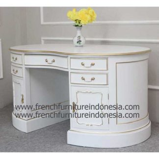 IDS 020 STAR DESK WHITE COMPL